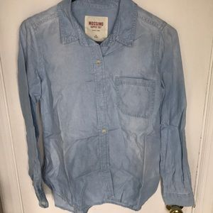 Mossimo chambray shirt